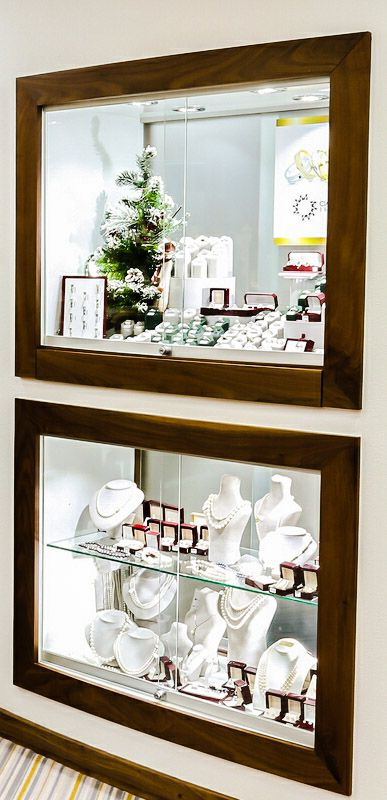 Shop recessed shelving unit Cork
