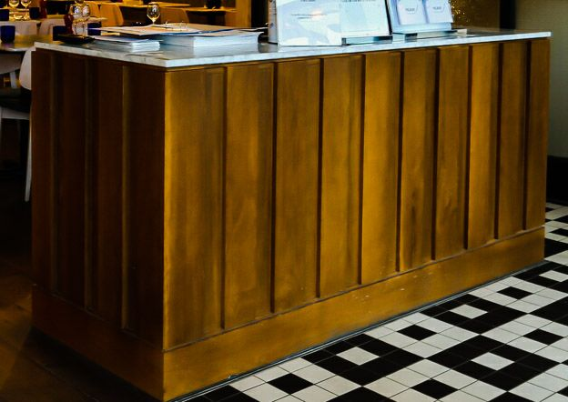 Bespoke Shop Counter Unit Ireland