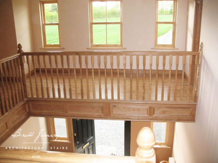 Bespoke Stairs Ireland