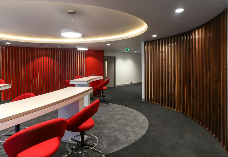 Office partitions Ireland